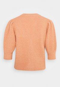 Monki - Cardigan - orange medium dusty - 6
