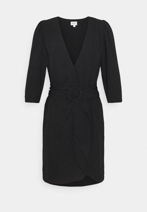 LULLU - Denní šaty - black