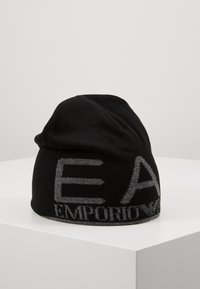 EA7 Emporio Armani - Beanie - black/grey - 0