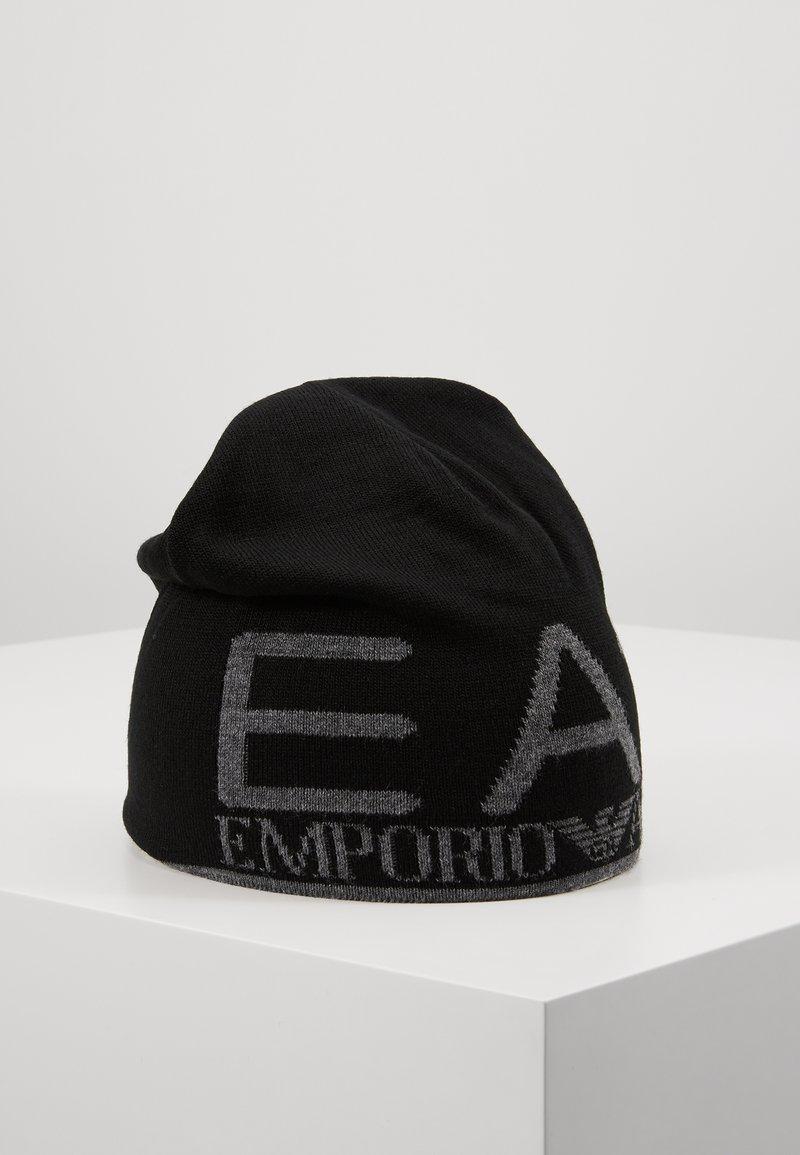 EA7 Emporio Armani - Beanie - black/grey
