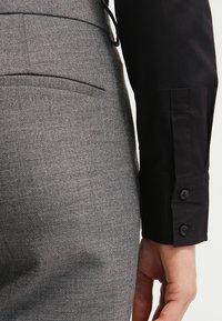 Vero Moda - VMLADY - Button-down blouse - black - 5