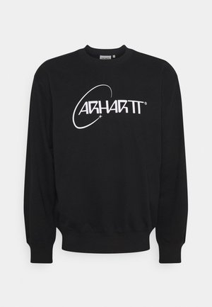 ORBIT - Sweatshirts - dark navy/white