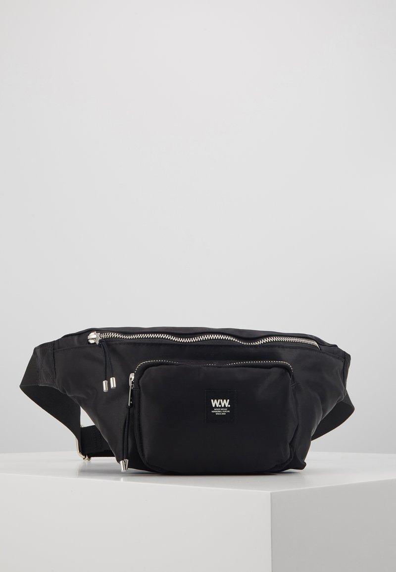 Wood Wood - ROBIN BUMBAG - Bum bag - black