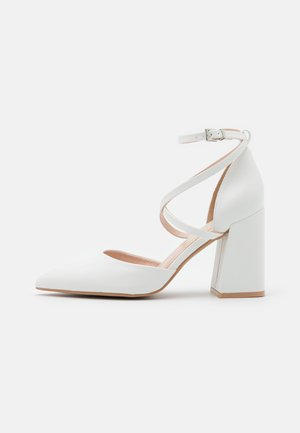 LIANNI - High heels - white