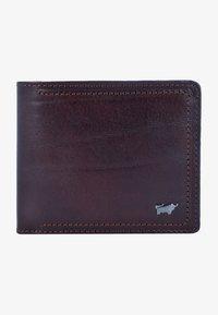 Braun Büffel - VENICE   - Wallet - dark brown - 0
