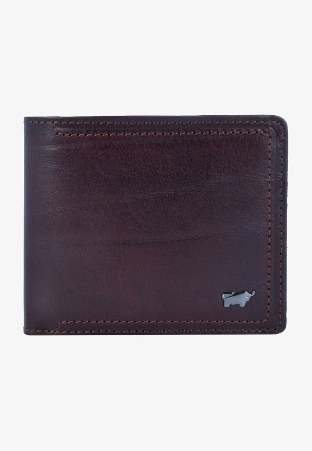 VENICE   - Wallet - dark brown