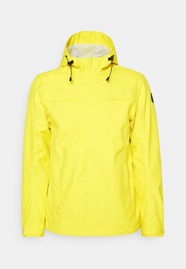 ALSTON - Windjack - yellow