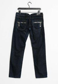 MOSCHINO - Straight leg jeans - blue - 1