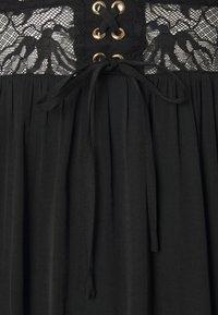 Etam - UPSIDE NUISETTE  - Nightie - noir - 5