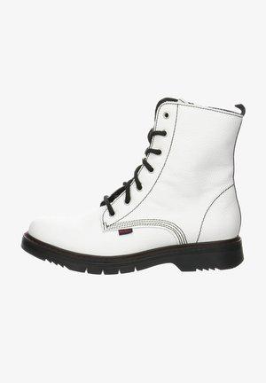 Boots - weiß
