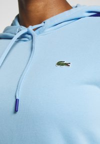 Lacoste Sport - SF2132 - Hoodie - overview/cosmic/white - 5