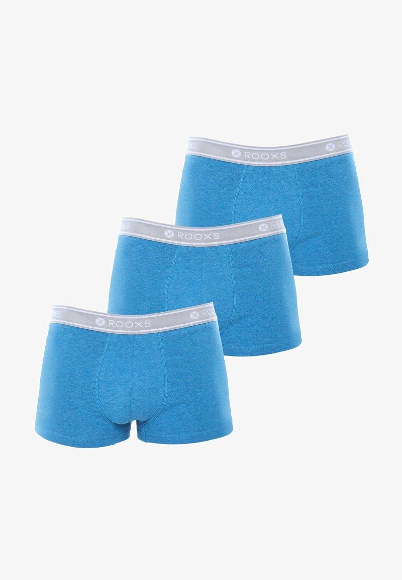 Rooxs - 3 PACK - Pants - blau