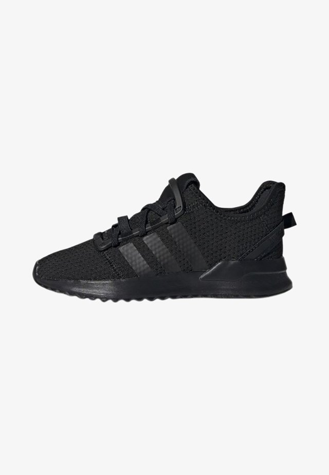 PATH RUN - Sneakersy niskie - black