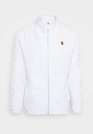 JACKET - Træningsjakker - white