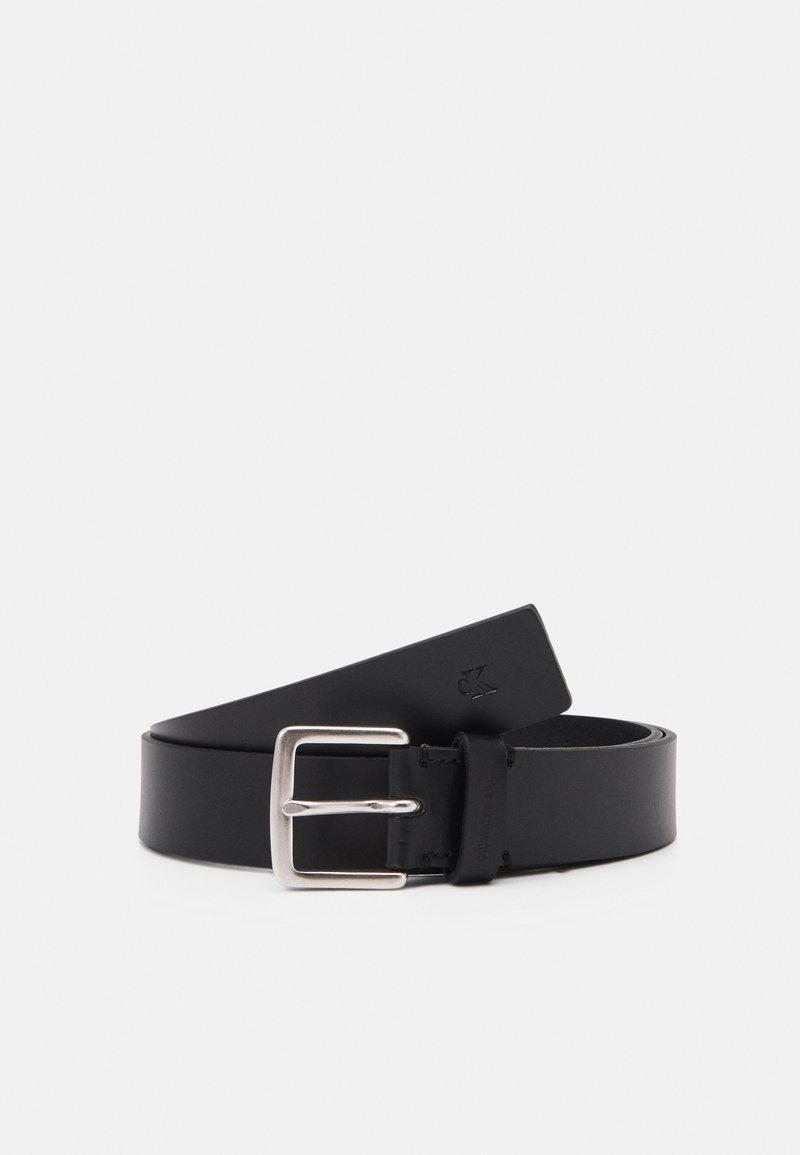 Calvin Klein Jeans - CLASSIC BELT - Pásek - black