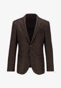 BOSS - Suit jacket - dark brown - 5