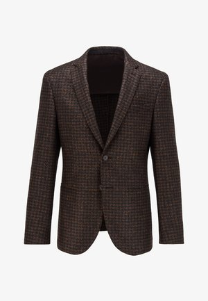 Suit jacket - dark brown