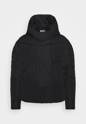 NMWALLY JACKET TALL - Winterjas - black