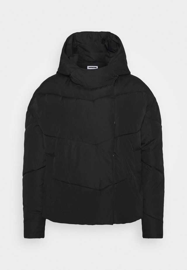 NMWALLY JACKET TALL - Winter jacket - black