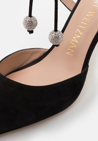 Stuart Weitzman - ORION  - Lace-up heels - black - 6