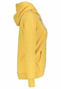 Superdry - Zip-up sweatshirt - gelb - 1