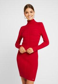 Morgan - RMENTO - Robe pull - tango red - 0