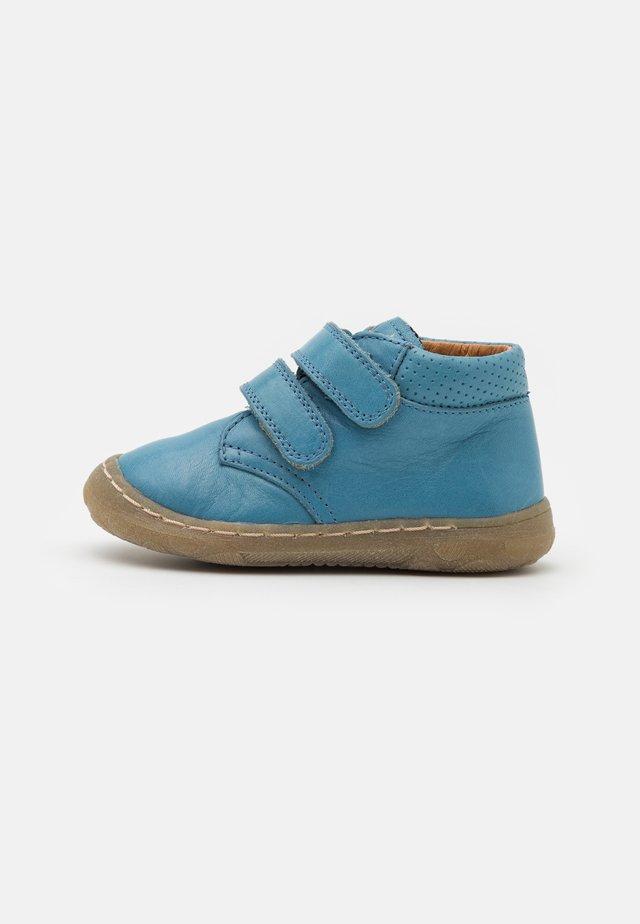 KART UNISEX - Sko med borrelås - jeans