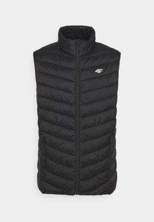 Men's insulated vest - Waistcoat - black