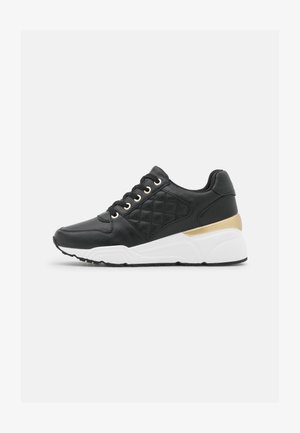 VEGAN BRONXX - Sneakers laag - black