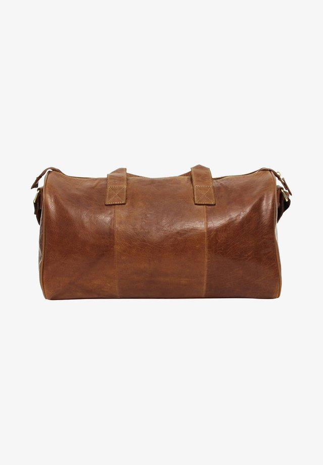 Sac de voyage - honey brown
