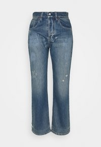 Victoria Beckham - VICTORIA - Straight leg jeans - vintage wash light - 7
