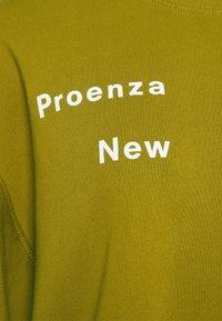 Proenza Schouler White Label - LONG SLEEVE - Sweatshirt - moss - 6