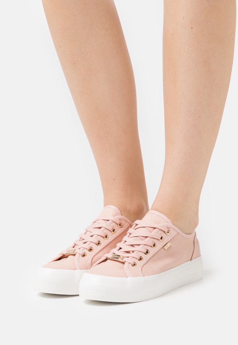 Mexx - ELKE - Sneakers laag - old pink