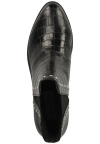 Steve Madden - CADE - Classic ankle boots - black croco - 1