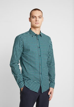 Shirt - posy green