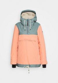 Brunotti - REY WOMEN SNOWJACKET - Snowboard jacket - desert flower - 4