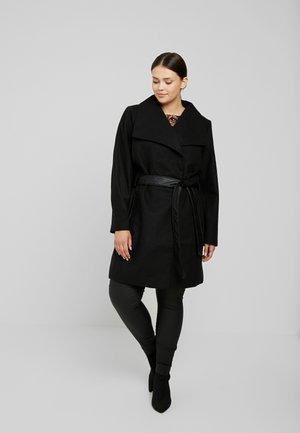 JRANSILLO - Short coat - black