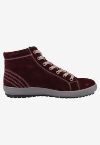 Legero - Lace-up ankle boots - amarone rot - 6