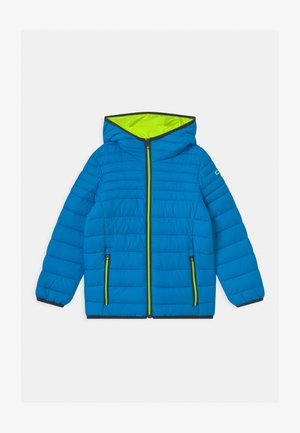 BOY FIX HOOD - Winter jacket - river