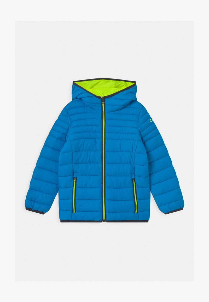 CMP - BOY FIX HOOD - Winter jacket - river