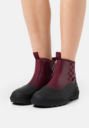 COLFAX  - Ankle boots - ainara aymat/pomegranate