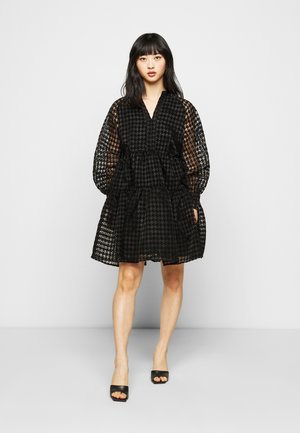 YASHUMA DRESS - Day dress - black