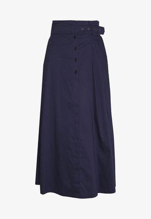 GONNA SKIRT - Jupe trapèze - indigo