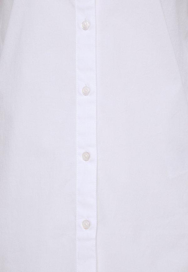 Armani Exchange Bluzka - optic white/biały ZTZJ