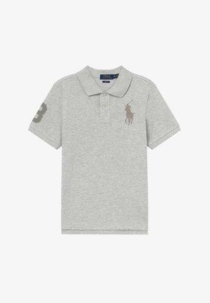 Polo shirt - quartz heather