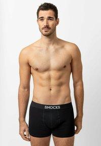 SNOCKS - MODAL - Boxer shorts - schwarz - 0