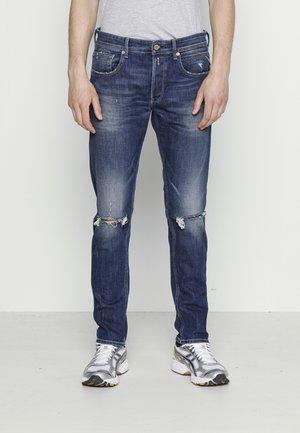 WILLBI ARCHIVIO - Slim fit jeans - medium blue