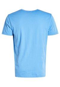 GANT - ARCH OUTLINE - Print T-shirt - pacific blue - 1