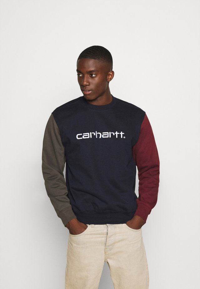 Sweatshirt - dark navy