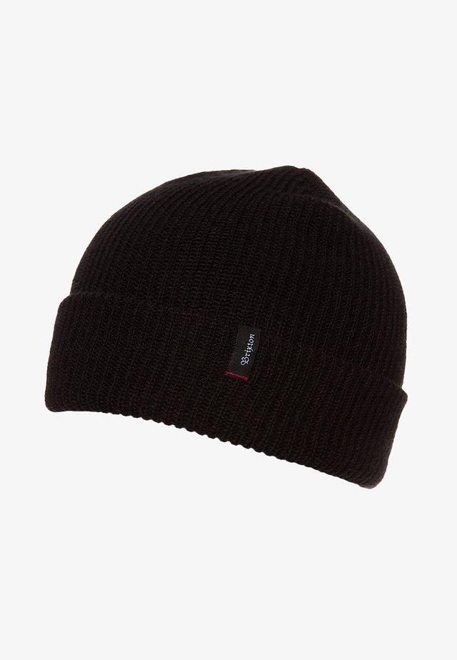 HEIST BEANIE - Bonnet - black